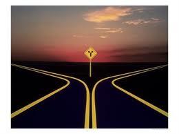 divergingroads