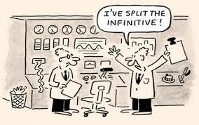 splitinfinitve