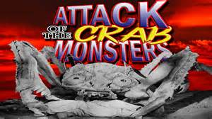 attackcrabmonsters